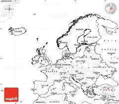 blank map of europe blank simple map of europe