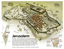 Gennesaret Map Maps Of The Sea Of Galilee Israel Bible And Faith