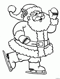 download coloring pages santa coloring page christmas coloring