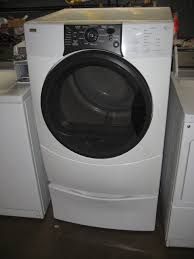 Kenmore Elite Washer Pedestal Appliance City Kenmore Elite By Whirlpool He3 Front Load Gas
