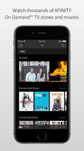 xfinity stream on the app store