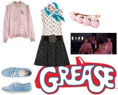 Pink Lady Halloween Costume Women U0027s Pink Ladies Frenchie Grease Costume Grease Costume