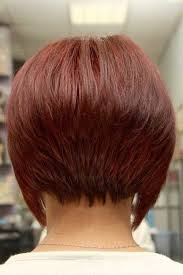 graduated bob hairstyles back view image result for back view of layered bobs hair do pinterest