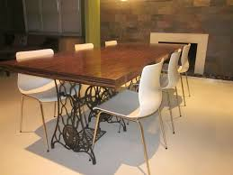 Best  Wood Slab Dining Table Ideas On Pinterest Live Edge - Dining table leg designs