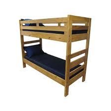 Solid Oak Bunk Bed Heavy Duty Solid Wood Bunk Bed C And Medmattress