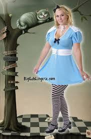 plus size flirty alice in wonderland halloween costume halloween