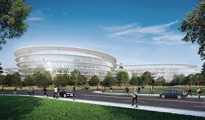 apple campus inhabitat green design innovation architecture