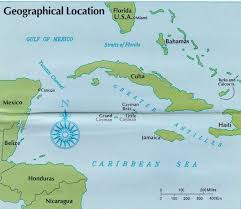 Grand Cayman Map Moths Caymannature
