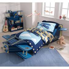kidkraft 76269 airplane toddler bed the mine