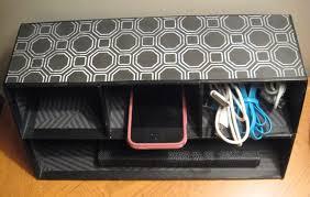 diy device charging station make something mondays