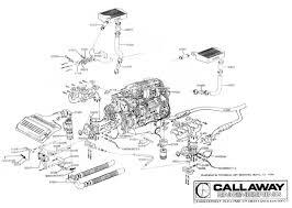 1992 corvette parts early callaway parts