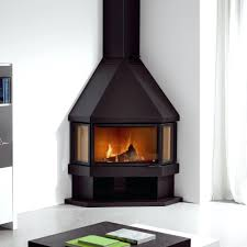 awesome indoor wood burning fireplace suzannawinter com