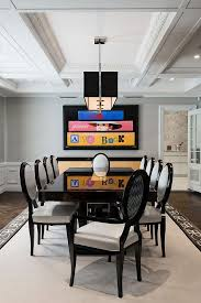 home design show montreal glossy table in black steals the show here design britto charette