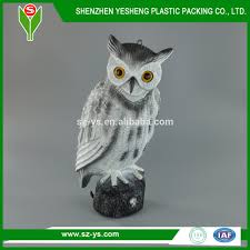 owl blowing molding plastic owl lawn ornaments buy owl blowing