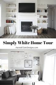 Minimalist Home Tour Our Home Tour Hannah Tyler