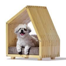 House Design Modern Dog Trot Modern Dog House Modern Dog Houses Plans Large House Frame O And