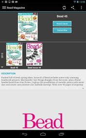 bead magazine android apps on google play