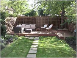 Backyard Desert Landscaping Ideas Backyards Fascinating 25 Landscape Design For Small Spaces 36