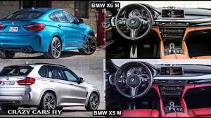 bmw x7 vs audi q7 2016 bmw x5 m vs x6 m suvs interior and exterior