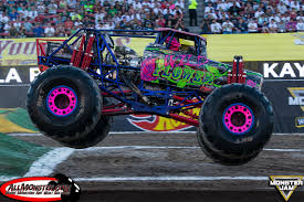 monster jam madusa truck monster jam world finals xvii photos thursday double down