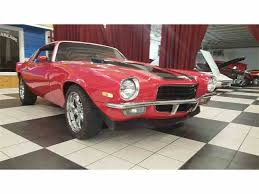 1973 chevy camaro z28 for sale 1973 chevrolet camaro z28 for sale on classiccars com 10 available