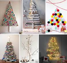 20 diy chirstmas tree ideas for rentals bnbstaging le blog