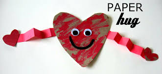 valentines day kids craft for s day no time for flash cards
