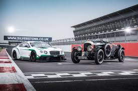 bentley gt3 generations of speed bentley continental gt3 and the birkin u0027blower u0027