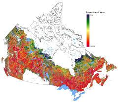 canadian map population distribution biodivcanada ca technical thematic report no 17 monitoring