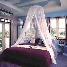 White Bed Canopy Childrens Bed Canopy Ebay