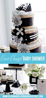 chanel baby shower chanel baby shower