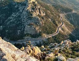 Mount lemmon highway tucson arizona awesome views arizona