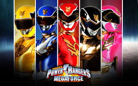 power rangers megaforce cartoon wallpaper free desktop backgrounds