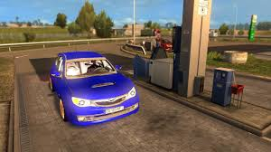 subaru impreza truck euro truck simulator 2 mods subaru impreza wrx sti 1 26