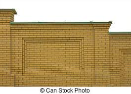 Brick Fence Images And Stock Photos  Brick Fence - Brick wall fence designs