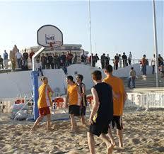 Beach Basket 10 Sports De Plage Pour L U0027été Beach Basket
