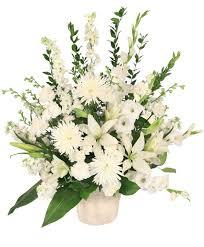 burlington florist graceful devotion funeral flowers in burlington nj tollivers