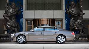 bentley flying spur 2015 2014 bentley flying spur cashmere side hd wallpaper 10