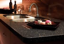 Home Depot Faucets Kitchen Design Gorgeous Home Depot Silestone Kitchen Countertop Design