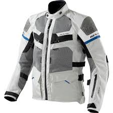 blue motorcycle jacket rev it cayenne pro motorcycle jacket ce armour mesh reflective