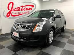 used lexus suv wisconsin 2014 cadillac srx luxury collection awd for sale in oshkosh wi