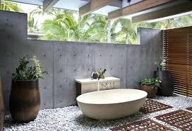 Pool Bathroom Ideas Outdoor Bathroom Ideas Transitional Outdoor Extension Bathroom