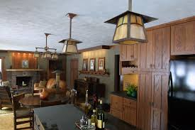 Craftsman Style Kitchen Lighting Craftsman Bungalow Kitchen Lighting Kitchen Lighting Design