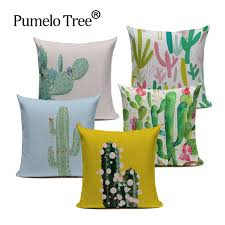 Cheap Home Decor From China by Popular Home Decor Pillow Cactus Buy Cheap Home Decor Pillow