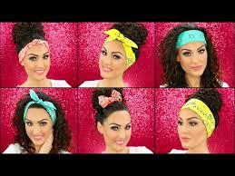 how to wear bandanas with bob hairstyles https i ytimg com vi e1mcqhvyrqq hqdefault jpg