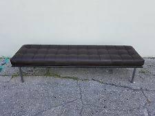 eames bench bench mid century modern antique furniture ebay