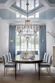 Dining Room Wall Paint Blue Suzanne Kasler Loves A White Wall Color Walls Room And Dining