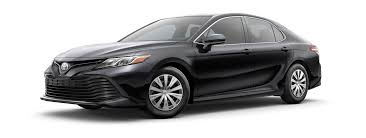 all black toyota camry 2018 toyota camry paint color options