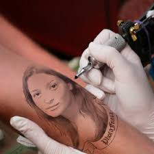 edit tato keren making tattoo photofunia free photo effects and online photo editor