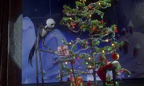 jack skellington christmas tree christmas lights decoration